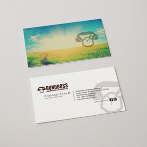 tarjetas de presentacion termolaminadas