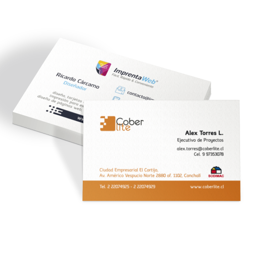 tarjetas de presentacion imprenta web flyer dípticos agendas